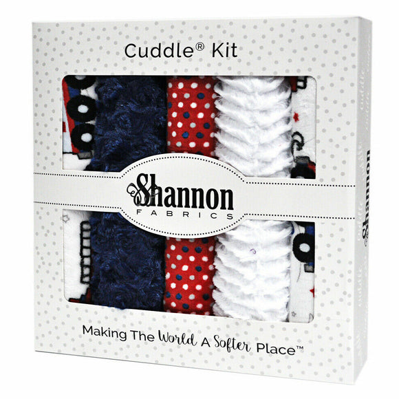 Fabulous 5 Cuddle® Kit ~ 'Emergency' by Shannon Fabrics