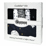 Wee One Cuddle Kit Moonwalk Navy by Shannon Fabrics