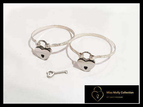 Sterling Silver Cuff Set