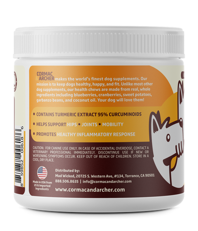 Hip & Joint Soft Chews for Dogs