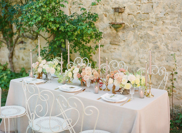 CARRON White ceramics for weddings