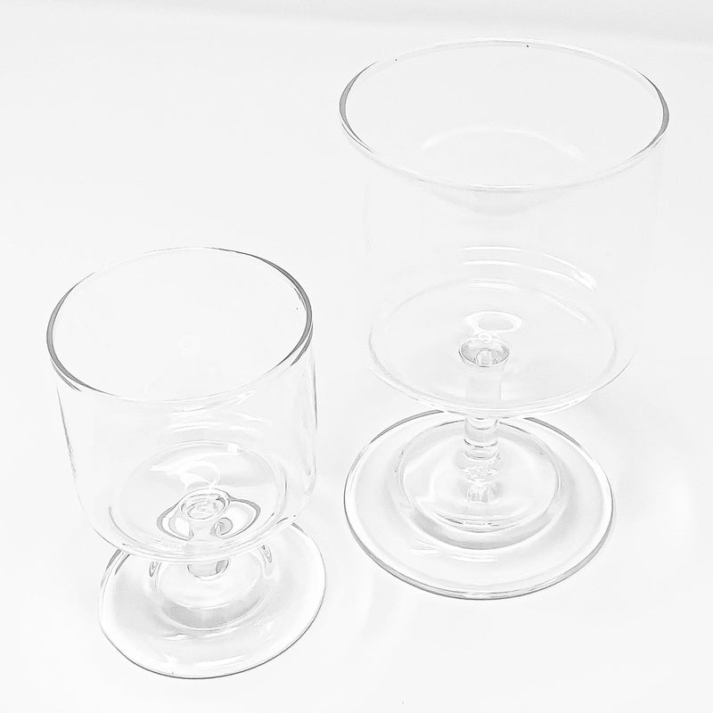 Paris Stemmed glass (4-Pack)-CARRON-Paris