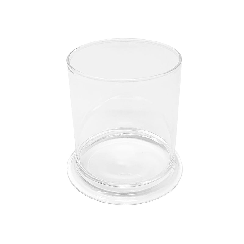 Paris glass (4-Pack)-M (⌀8 H10cm)-CARRON-Paris