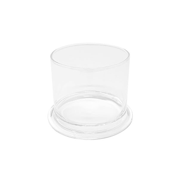 Paris glass (4-Pack)-S (⌀8 H7,5cm)-CARRON-Paris