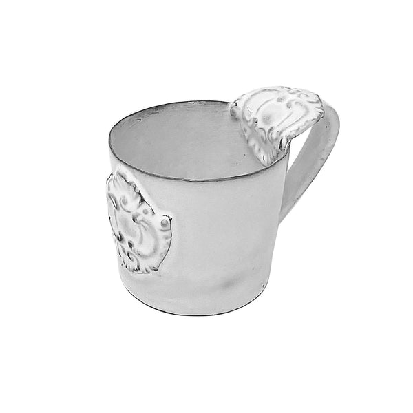 Charles mug with handle-M (7x7x6cm)-CARRON-Paris
