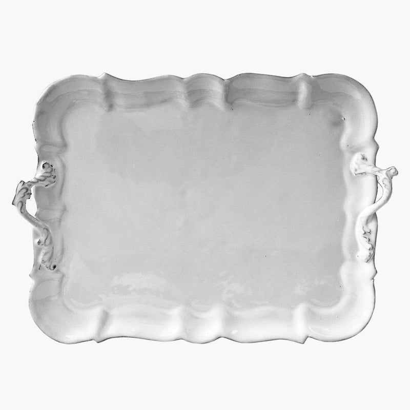 Apolline platter-M (29x22x0,5cm)-Handmade in France by CARRON