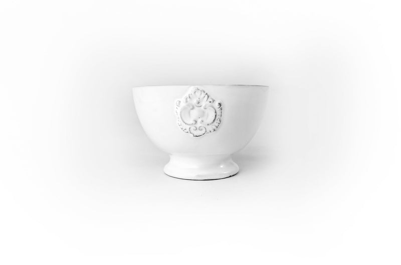Charles footed bowl-Handmade in France by CARRON