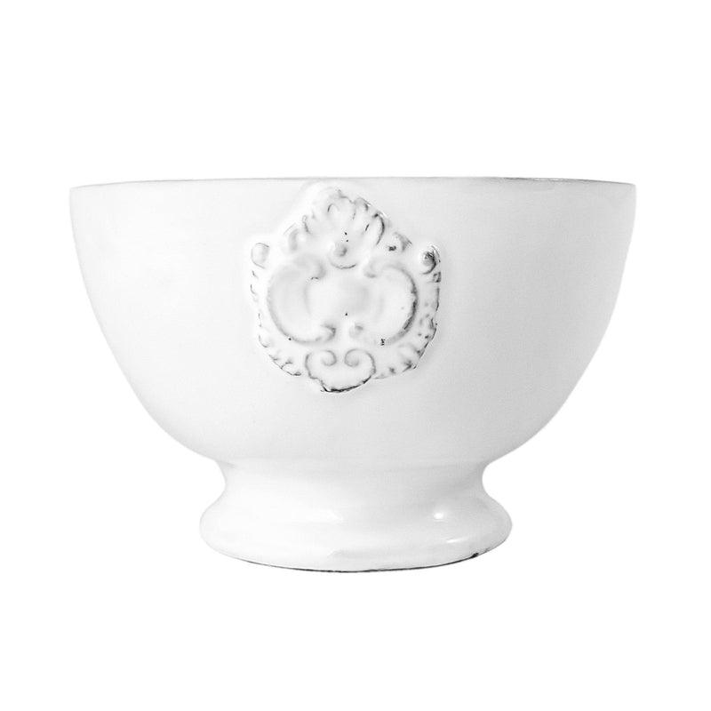 Charles footed bowl-M (14x14x9cm)-Handmade in France by CARRON