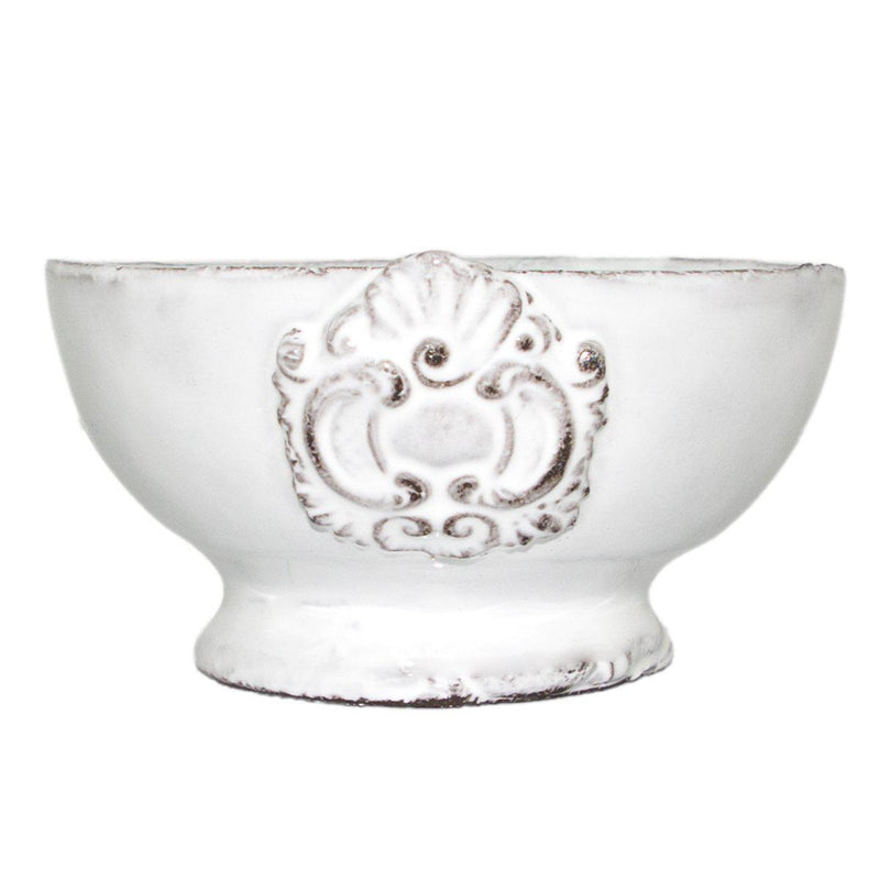 Charles footed bowl-S (11x11x5,5cm)-Handmade in France by CARRON