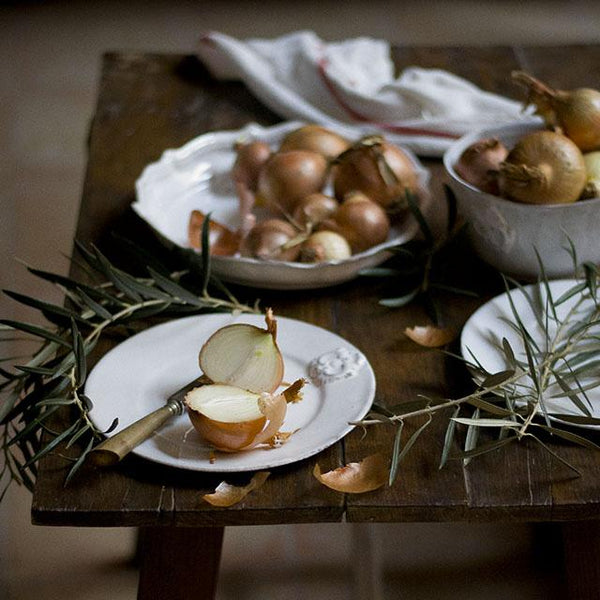 Charles plate-Handmade in France by CARRON