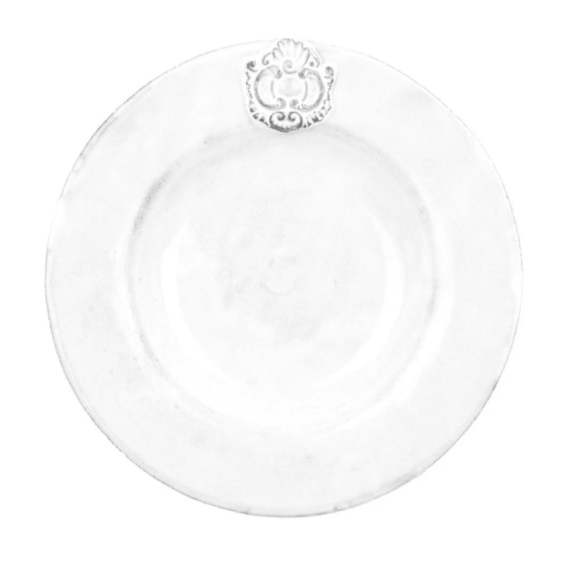 Charles plate-Shallow plate S ⌀21-Handmade in France by CARRON