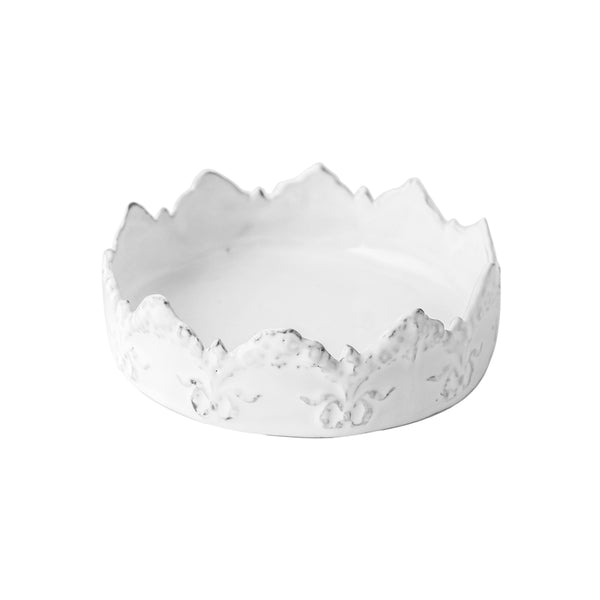 Couronne chiseled serving bowl