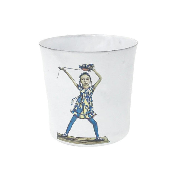 Dancer mug-M (7x7x6cm)-CARRON-Paris