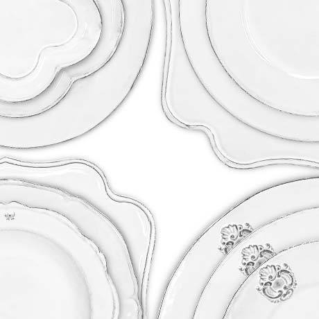 Demi-Mesure Plate Set-CARRON-Paris