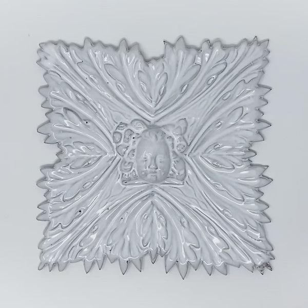 Mon Ange square wall decoration