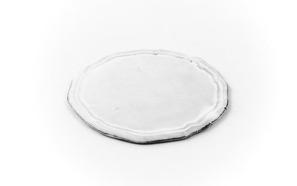 Louis XV coaster-9x9x0,3cm-Handmade in France by CARRON