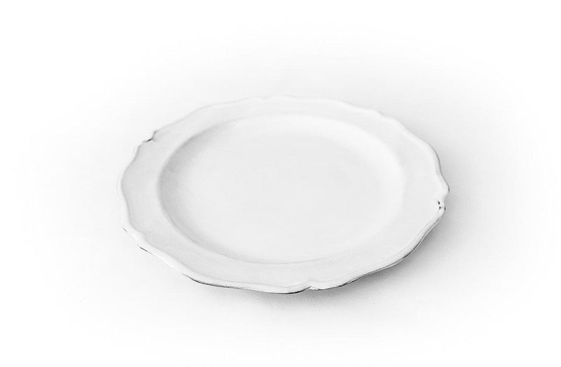 Louis XV plate-Handmade in France by CARRON