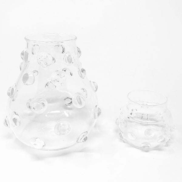 Mademoiselle Carafe & Glass