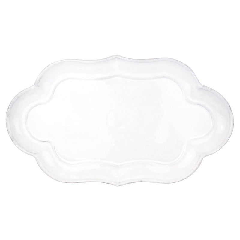 Mademoiselle platter-Classic (33x19,5x2cm)-Handmade in France by CARRON