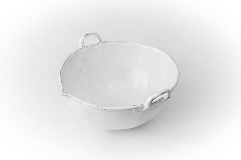 Mademoiselle serving bowl-15x15x8cm-Handmade in France by CARRON