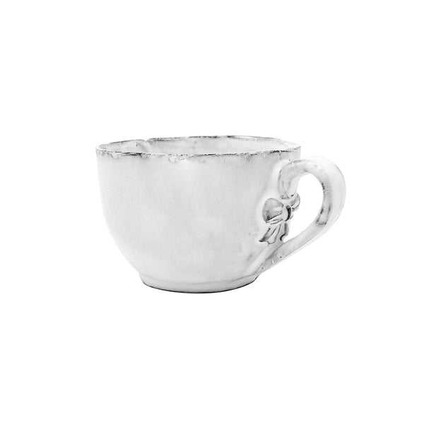 Marie-Antoinette knot cup with handle