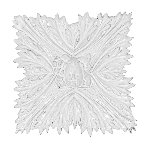 Mon Ange square wall decoration-20x20x2cm-CARRON-Paris
