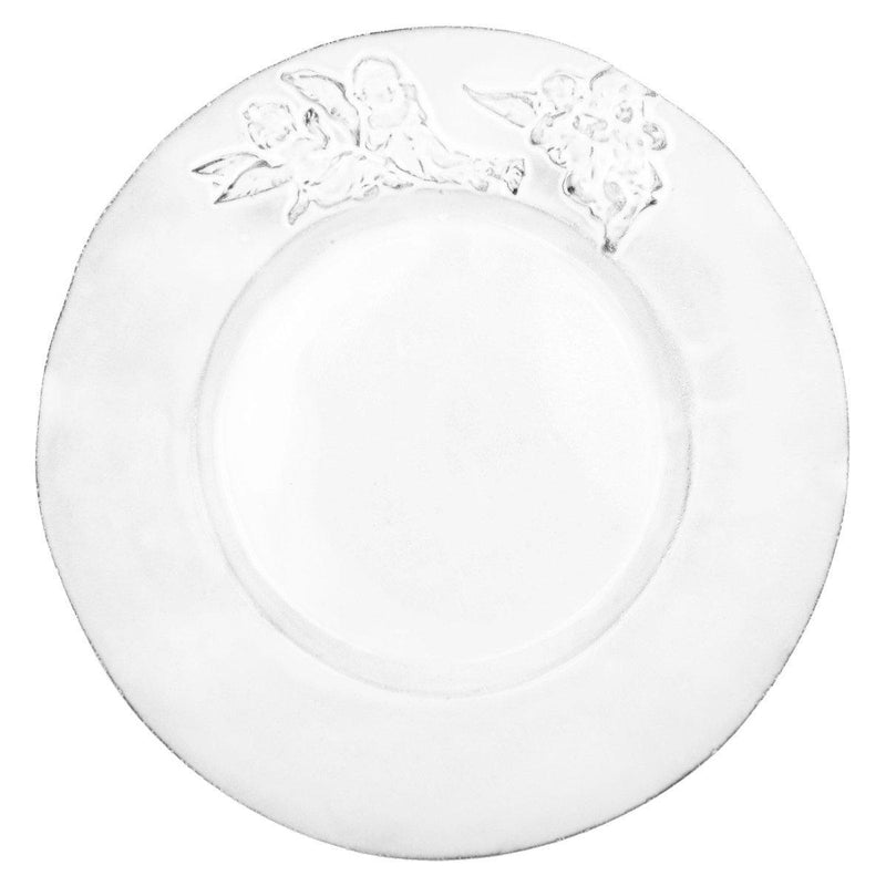 Mon Ange Plate-Flat plate ⌀29 H3-Handmade in France by CARRON