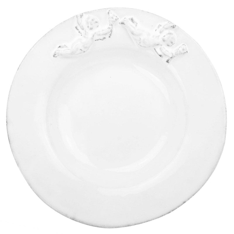 Mon Ange Plate-Shallow plate ⌀20 H3,5-Handmade in France by CARRON