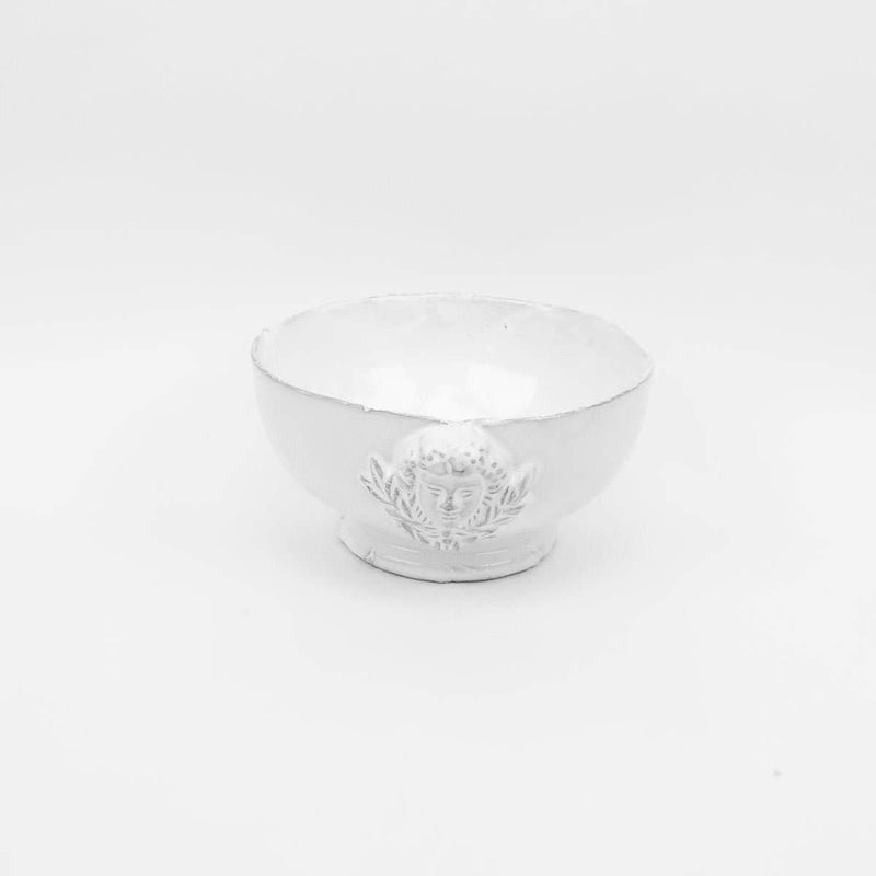 Mon Jules bowl on foot-S (14x14x6,5cm)-Handmade in France by CARRON