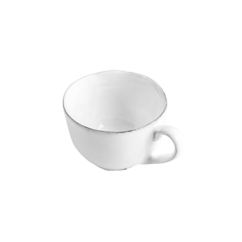 Paris cup with handle-S (7x7x5cm)-Handmade in France by CARRON