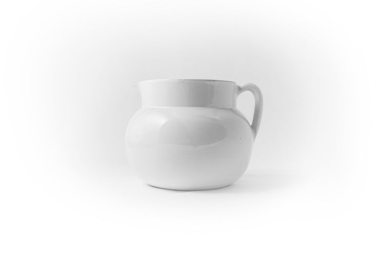 Paris round pitcher-24x24x18cm-Handmade in France by CARRON