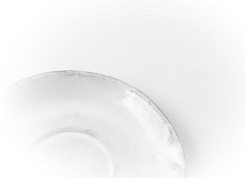 Paris saucer-Handmade in France by CARRON