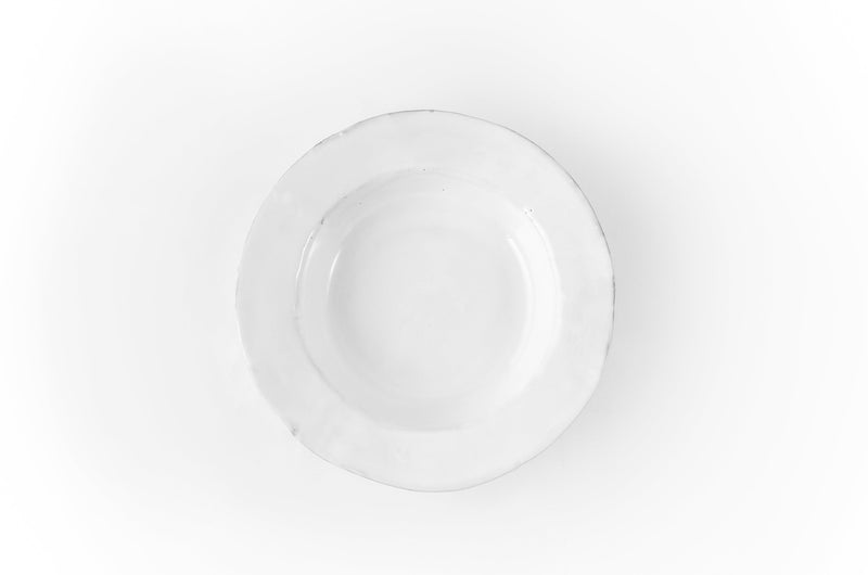 Paris spaghetti plate-Spaghetti plate ⌀25-Handmade in France by CARRON