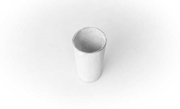 Paris tube cup-4,5x4,5x7,5cm-Handmade in France by CARRON