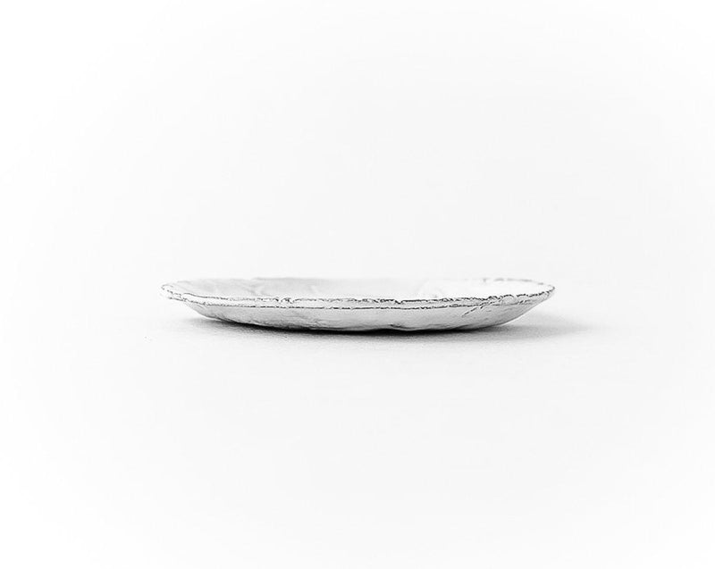 Pivoine plate-Handmade in France by CARRON