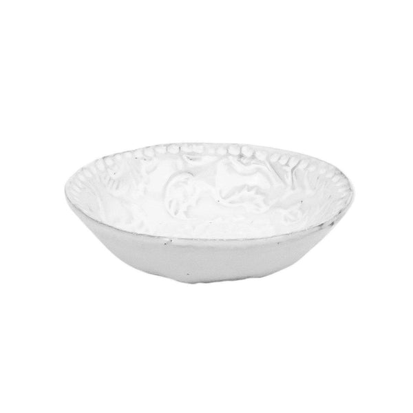 Pivoine serving bowl-⌀15 H4-Handmade in France by CARRON