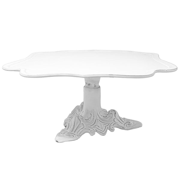 Pivoine wedding cake stand-30x30x10cm-CARRON-Paris