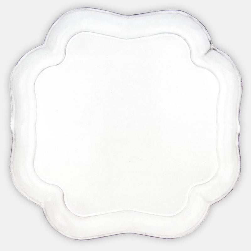 Mademoiselle square platter-Classic M ⌀30 H1,9-Handmade in France by CARRON