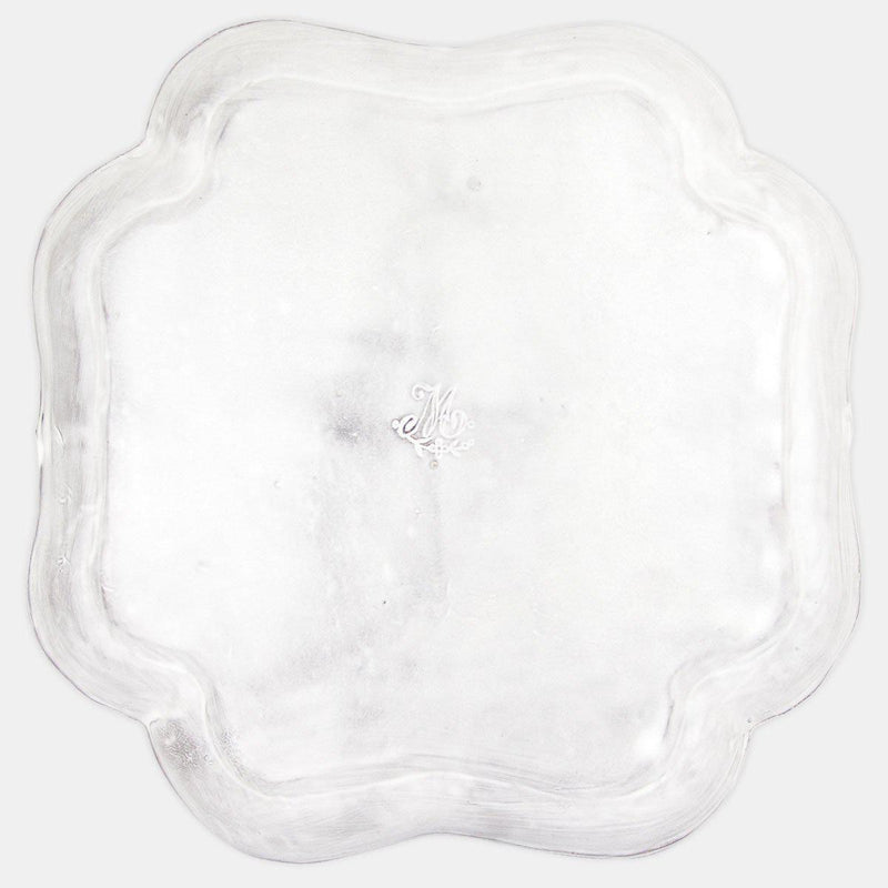 Mademoiselle square platter-Handmade in France by CARRON