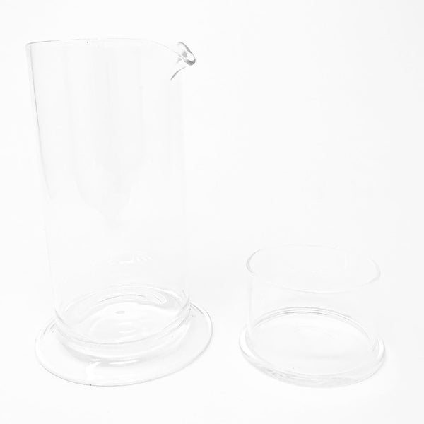 Test Tube Carafe & Glass