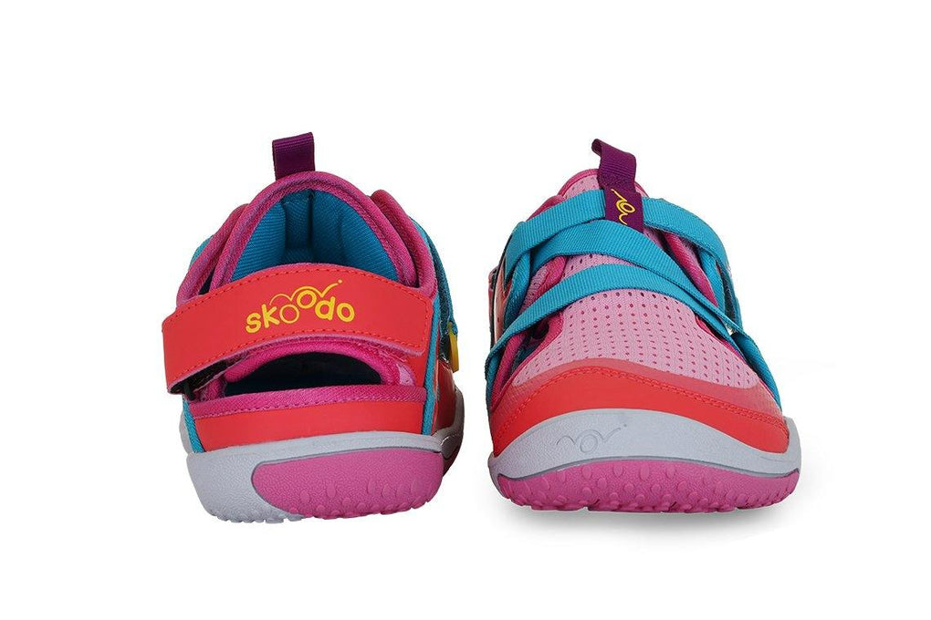 ZIGGIE ZAG | Candy Pink - Peach - Combo with Personalised Stamp (PRE-PAID ONLY) - Skoodo