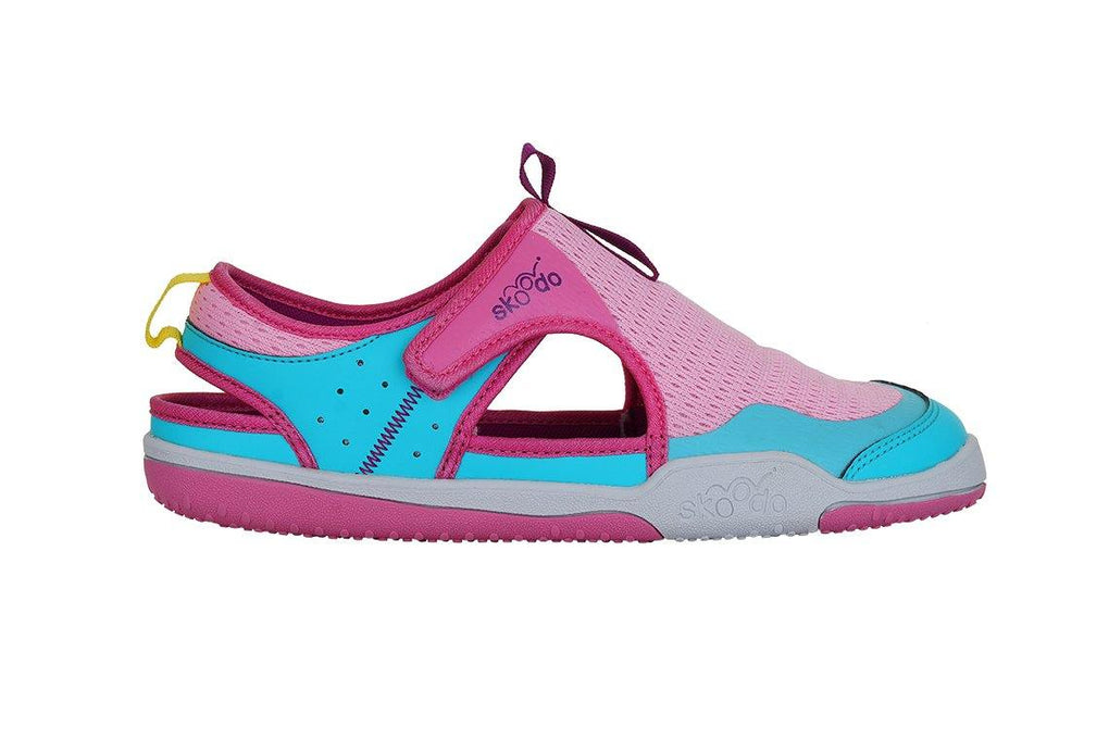 WINGER GLIDE | Candy Pink-Teal - Combo with Personalised Stamp (PRE-PAID ONLY) - Skoodo
