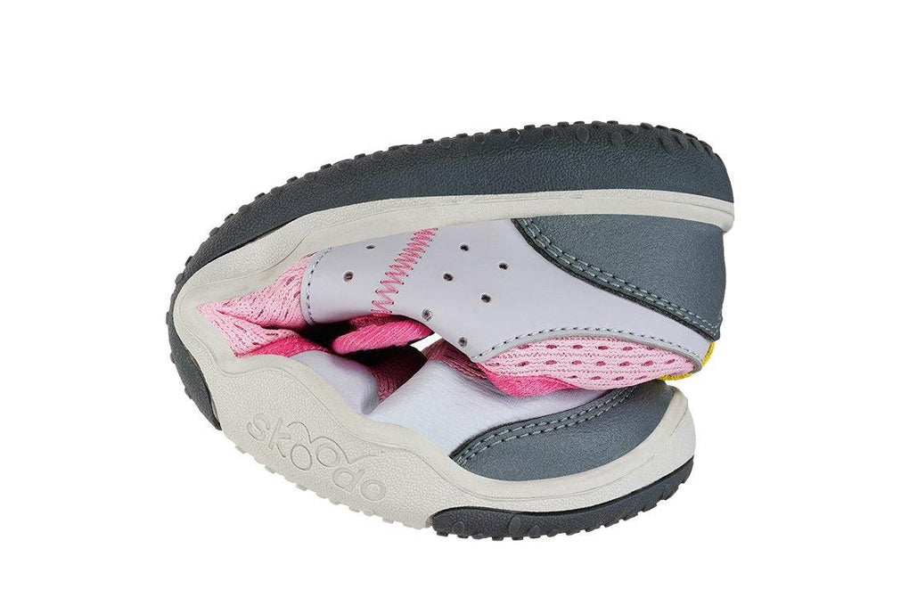 WINGER FLY | Candy Pink-Grey