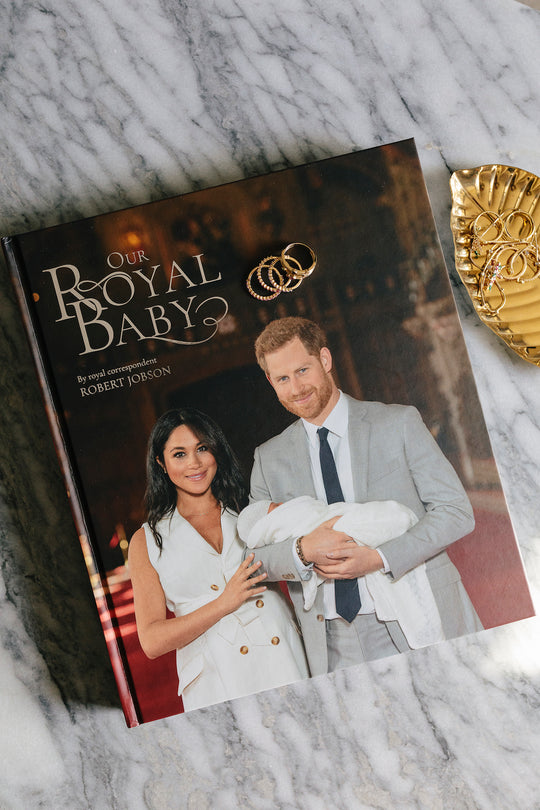 Lark & Berry featured twice in 'Our Royal Baby' celebrating Meghan Markle and Prince Harry