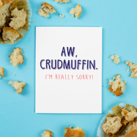 Crudmuffin Card