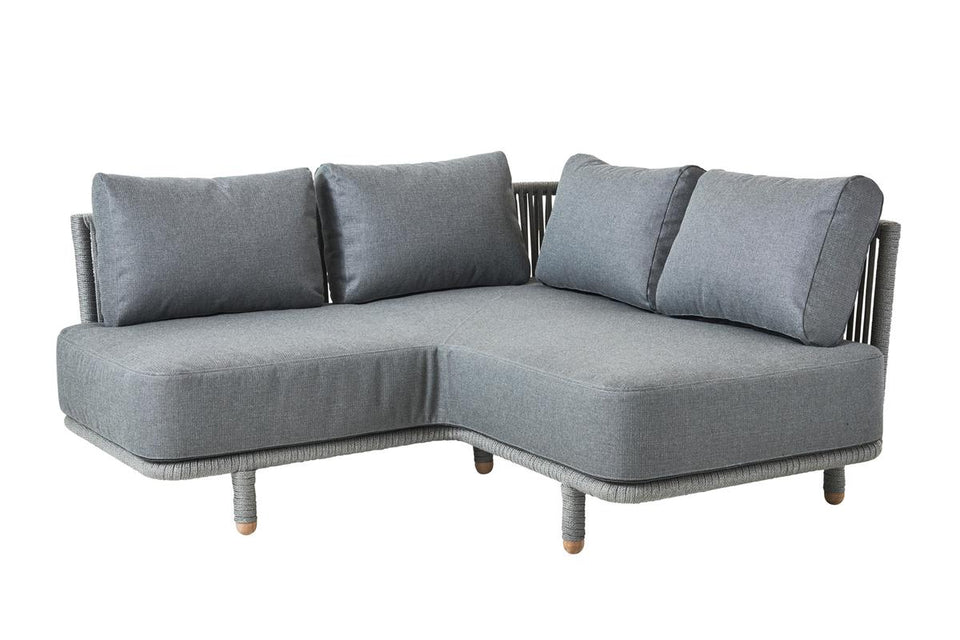Cane Line MOMENTS Sofa Eckmodul