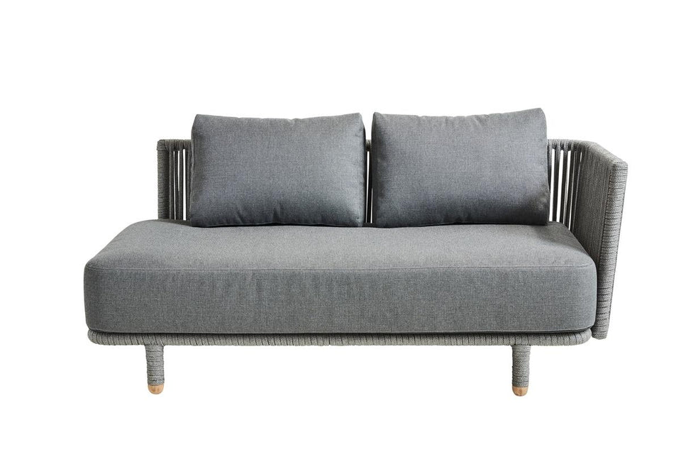 Cane Line MOMENTS Sofa 2-Sitzer Modul