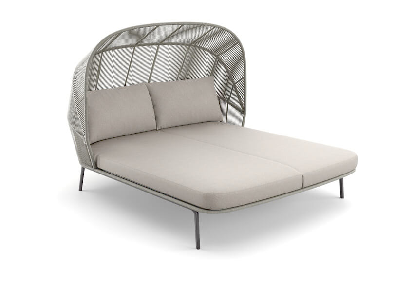 Dedon RILLY Cocoon Doppel-Daybed