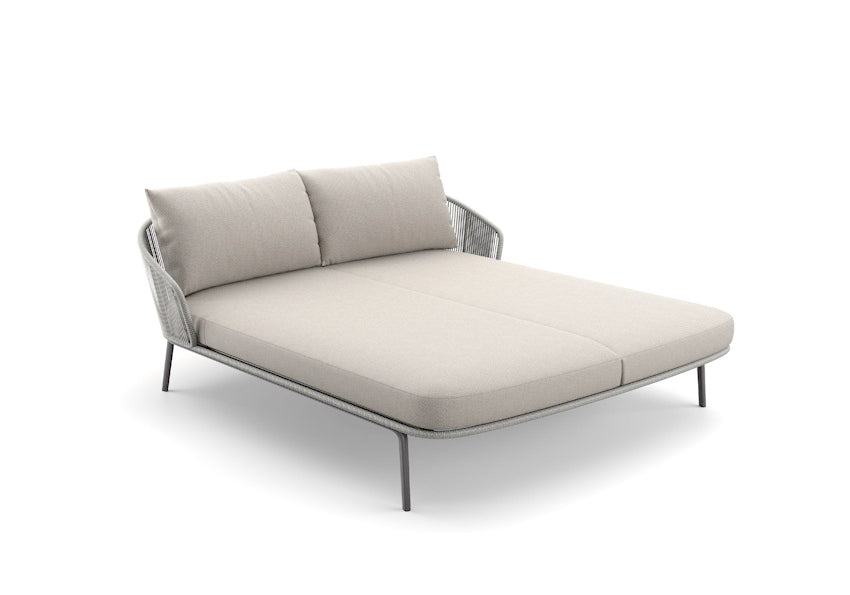 Dedon RILLY Doppel-Daybed