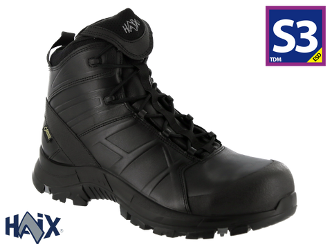 Haix Black Eagle Mid